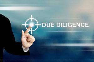 финансовый due diligence