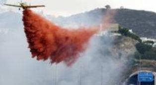 Огонь «съедает» сотни тысяч евро