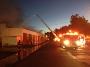 Пожар полностью разорил компанию «Richards Boulevard»