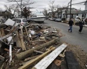 «Сэнди» лишил жилья несколько тысяч американцев