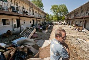 Наводнение в Дженези уничтожило имущество на сотни тысяч долларов