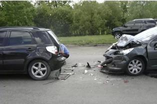 Участники аварии в Джеймс-Тауне понесли ущерб в 7 тысяч долларов