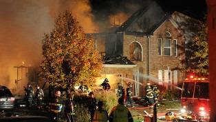 Взрыв дома в Индианаполисе нанес ущерб в 4 миллиона долларов