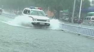 Ущерб от тайфуна в Китае оценивается более чем в миллиард Юаней