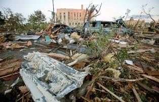 Двухдневный шторм обошелся канадцам в 80 миллионов долларов