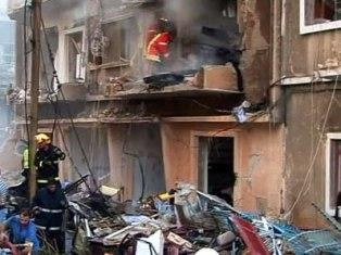 В Китае прогремел взрыв в крупном ресторане