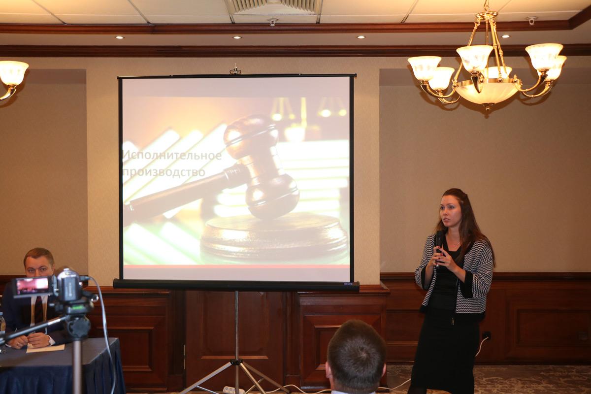 22 сентября прошел очередной бизнес-завтрак от ABN GROUP по тематике «Взыскание задолженности с недобросовестных контрагентов»