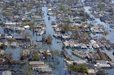 Армия США не будет отвечать за ущерб от урагана Катрина