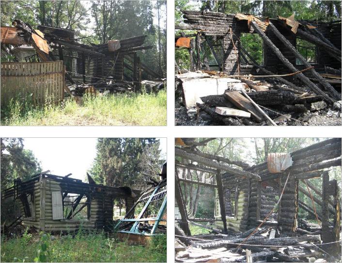 Оценка жилого дома после пожара / Истории наших клиентов / Оценочная организация АБН-Консалт, оценка ущерба, независимая оценка стоимости бизнеса