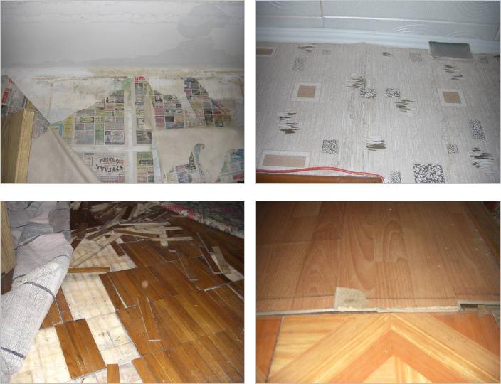 Оценка квартиры в Москве, пострадавшей от залива / Истории наших клиентов / Оценочная организация АБН-Консалт, оценка ущерба, независимая оценка стоимости бизнеса